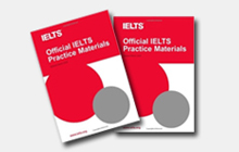 《Official IELTS Practice Materials》