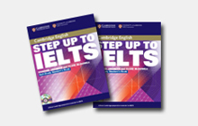 《Step Up to IELTS》
